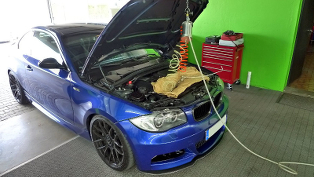 BEDI Reinigung BMW 135i